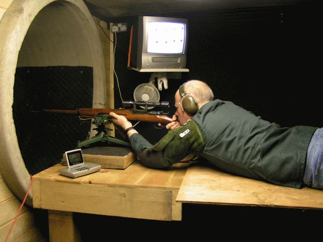 The Shooting Range | Calton Moor Range